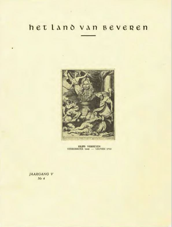 Cover of Jaargang (05) V - Nr.4
