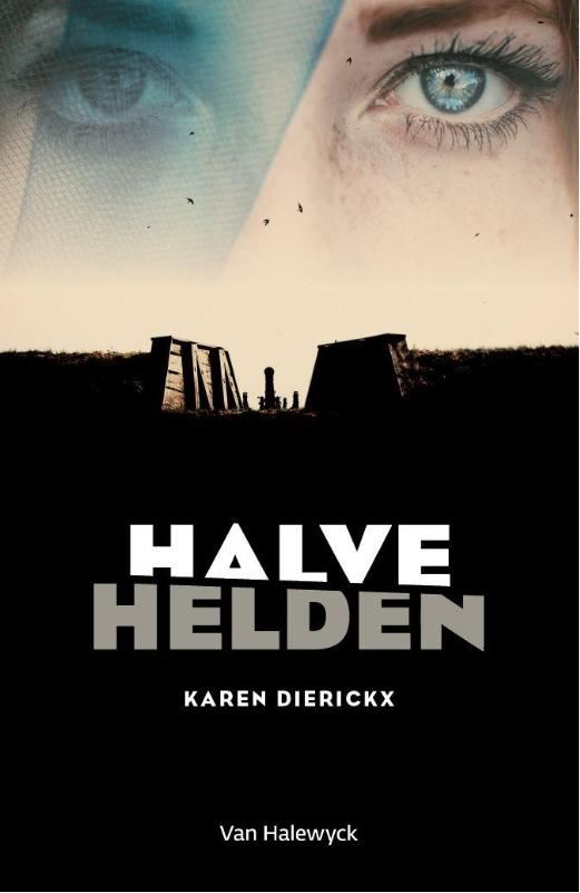 Cover of Halve Helden